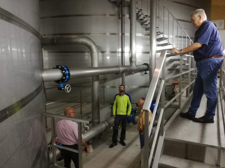 2019-07-29_SPD-Marktgemeinderäte besuchten Trinkwasserversorgung